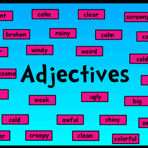 Contoh Soal Essay Tentang Adjective Beserta Kunci Jawaban Untuk Tingkat Smp Kelas 7