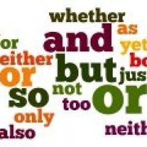 3 Jenis Kata Gabung /Conjunction Beserta Contoh Kalimat Dalam Sehari Hari