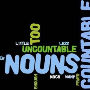 countnouns