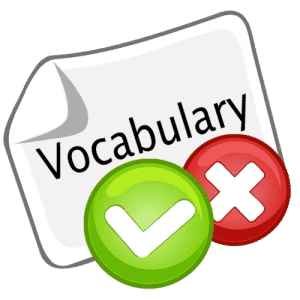 vocabulary-1
