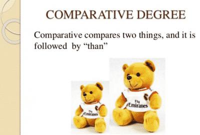 Pengertian Fungsi Jenis Dan Rumus Serta Contoh Kalimat Comparative Superlative Degree