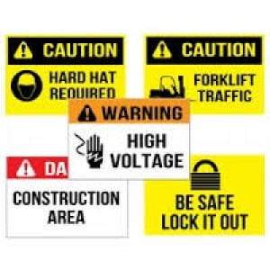 Notice/Caution/Warning: Pengertian , Tujuan, Dan Contohnya Dalam Bahasa Inggris