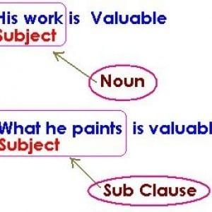 Noun-Clause