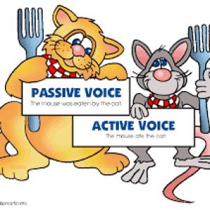 Active Voice Dan Passive Voice: Pengertian, Rumus,Ciri, Pola, dan Contoh Kalimatnya Dalam Bahasa Inggris