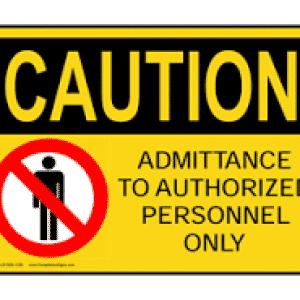 contoh caution 1