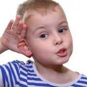 contoh gambar listening