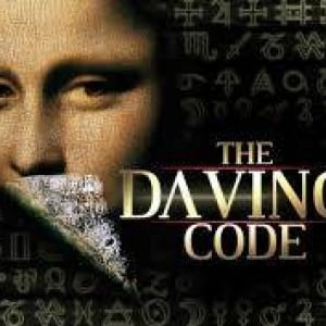 contoh novel The Da Vinci Code
