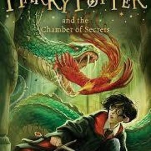contoh novel harry potter
