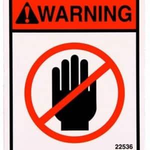 contoh warning 3
