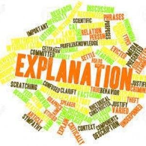 Explanation-Text
