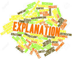 Explanation Text :Pengertian,Tujuan, Ciri dan Generic Strukture Dalam Bahasa Inggris Beserta Contohnya