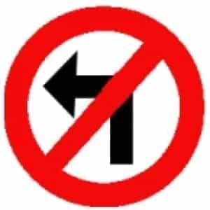 No_left_turn