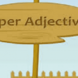 Proper-adjectives