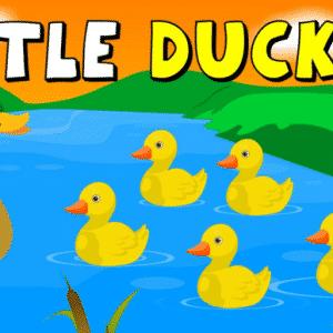 Six Litle Ducks