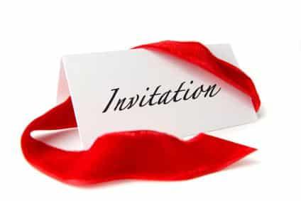 Invitation Letter Surat Undangan Pengertian Jenis