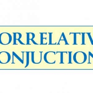 Correlative-conjunctions