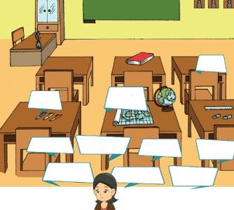 English For Children Mengenal Benda Di Dalam Kelas Dalam Bahasa