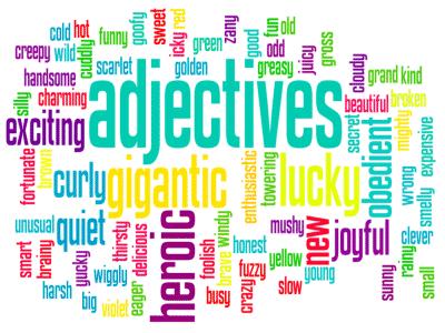 Jenis kata sifat Dalam Bahasa Inggris Yang Penting Untuk Diketahui Beserta Contoh Kalimatnya