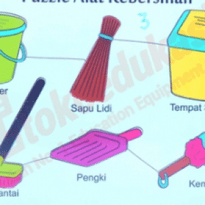 Nama Jenis Dan Fungsi Alat Kebersihan Dalam Bahasa Inggris Dan Artinya