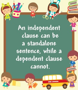independent dependent