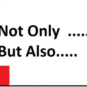 Pemakaian Kata Not Only Dan But Also Beserta Contohnya Dalam Bahasa Inggris