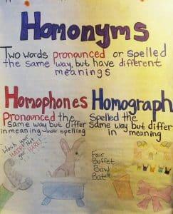Penjelasan Perbedaan Dan Contoh Homofon Homophones Dan Homograf