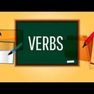classification of verb