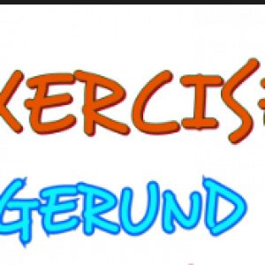 gerund-exercise