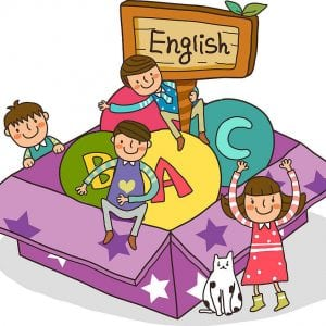 kids english