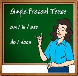 present-tense