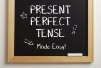 Present-perfect