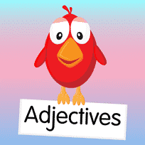 adjectiveslist