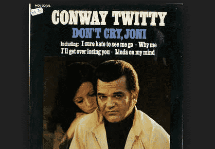 "Lirik Lagu Bahasaa Inggris Lawas 'Don't Cry Joni"" by Conway Twitty Berserta Temahannya"