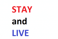 Stay-and-live