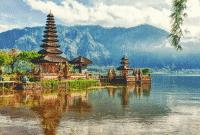 Descriptive Text : Keindahan Bali Dalam Bahasa Inggris Beserta Arti Lengkap