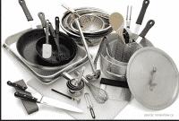 Nama Peralatan Dapur Dalam Bahasa Inggris Dan Terjemahannya