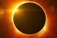 Explanation Text : Terjadinya 'Gerhana Matahari' Dalam Bahasa Inggris Beserta Arti Lengkap