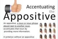 Pengertian Appostive Dan Contoh Penggunaanya Dalam Kalimat Bahasa Inggris