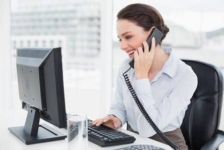 Tiga Contoh Dialog Make, Receive, and Transfer the Phone Calls dalam Situasi Formal Bahasa Inggris