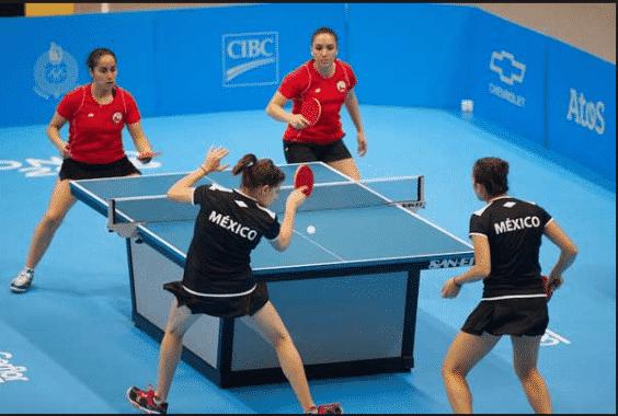 Istilah Bahasa Inggris Dalam Permainan Tenis Meja & Artinya
