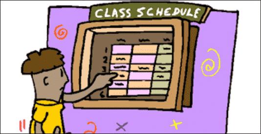 Contoh Jadwal Pelajaran SMA Jurusan IPS Dalam Bahasa Inggris