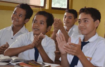 Contoh RPP Bahasa Inggris SMP Kelas 7 Kurikulum 2013