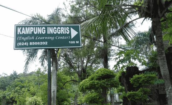 Kampung Inggris (Tempat Belajar Bahasa Inggris) Di Indonesia