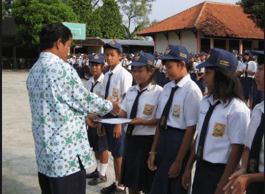 Silabus Bahasa Inggris SMP Kelas 7 Kurikulum 2013
