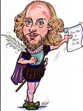 Tokoh Sastrawan Inggris William Shakespeare Dan Karya Sastranya