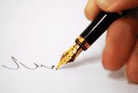 Contoh Surat Perjanjian Dalam Bahasa Inggris Beserta Arti