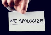 Contoh Surat Permohonan Maaf Kepada Konsumen Dalam Bahasa Inggris Dan Artinya