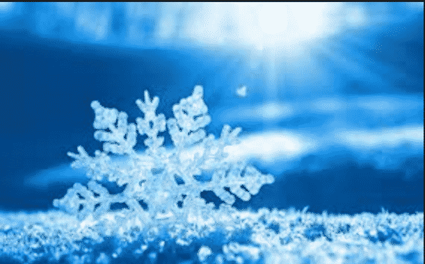 contoh explanation text tentang salju dalam bahasa inggris beserta
