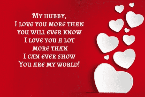 Kumpulan Kata Romantis Untuk Suami Dalam Bahasa Inggris