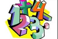 Contoh Soal Matematika SMP Dalam Bahasa Inggris